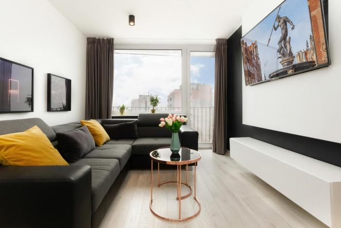 Westerplatte Apartment