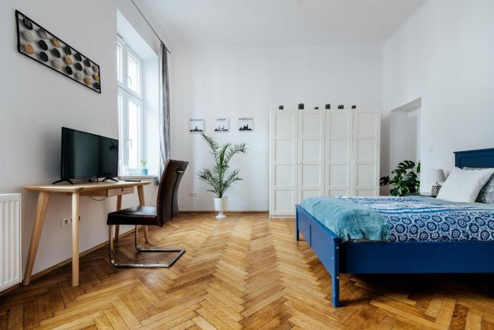 Cracow Unique Style Apartment 2min from the Main Square