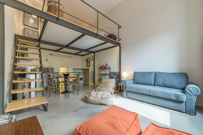 San Teodoro Modern Loft