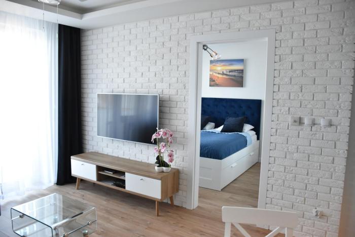 Apartamenty Balticum Bliżej Morza z garażem