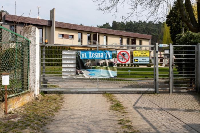 Apartamenty Laguna Wisełka Leśna
