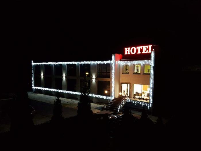 Hotels Odra