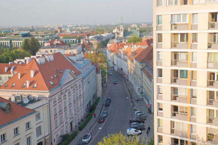 The Heart of Warsaw Apartment Old Town