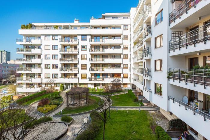 Apartments Warsaw Mikołajczyka