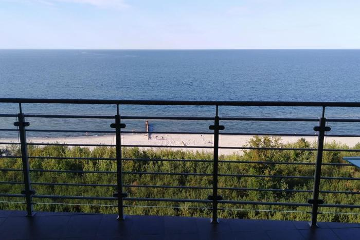 Baltic Beach View apartment Porta Mare