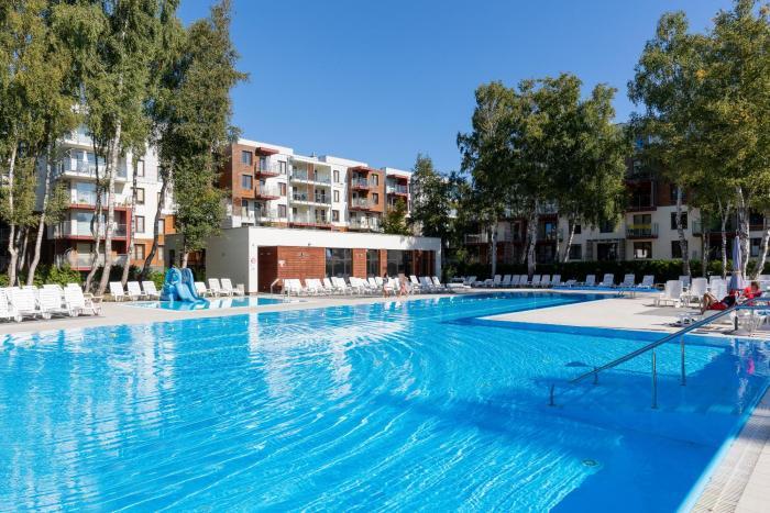 Apartamenty Laguna Osiedle Polanki
