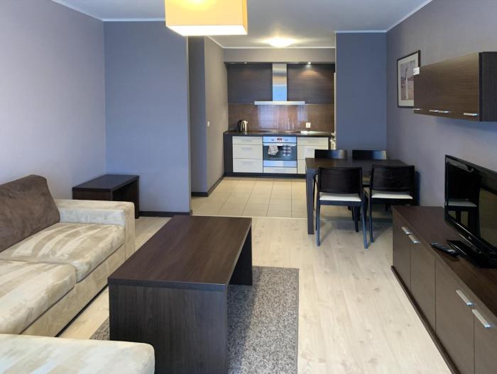 Apartament Tit Aquarius Spa