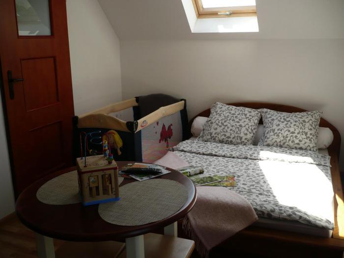 Pokoje gościnne Keja