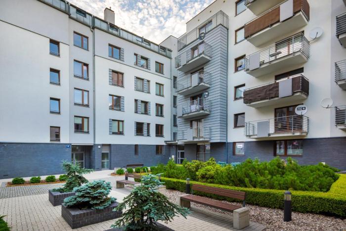 SAS Apartamenty Central Park
