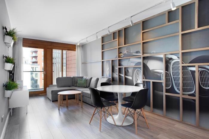 Luxusowy apartament moto 122