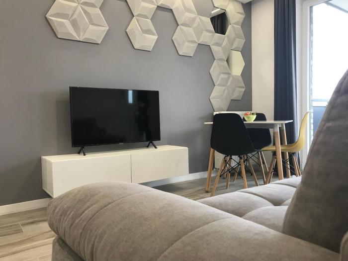 Apartament Arkadia Rossa