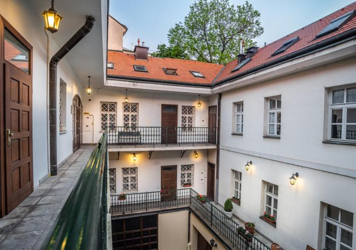 Old town apartments Petrska