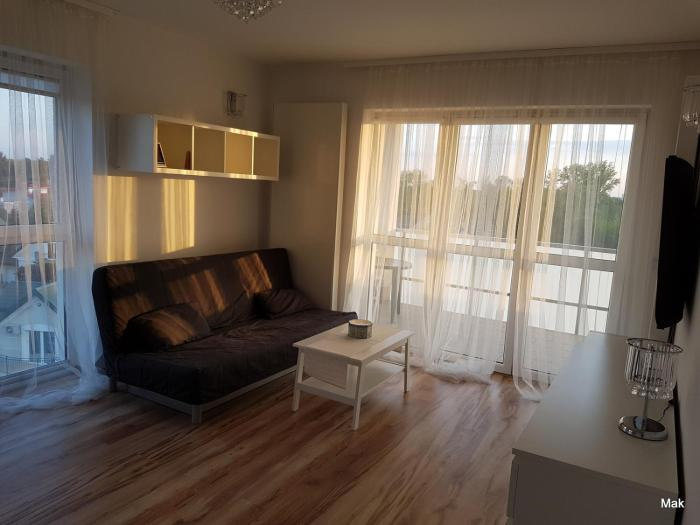 Warsaw Modlin Apartment in Legionowo