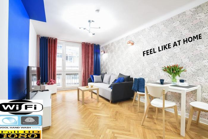 Cosy Apartment StoneNature in the heart of Warsaw