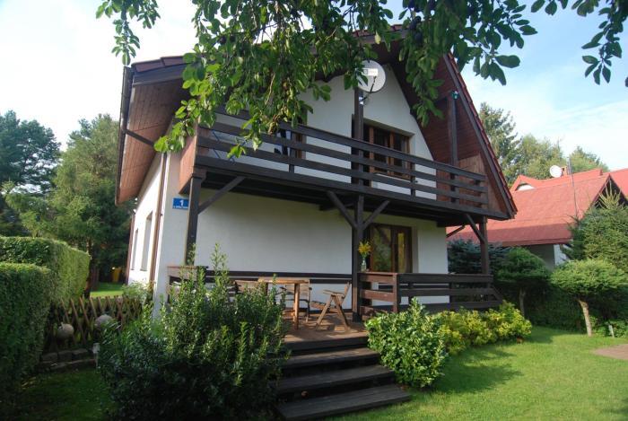 Schönes Ferienhaus an der Ostsee