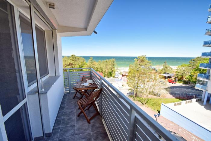 Sea-View Apartamenty Slavia