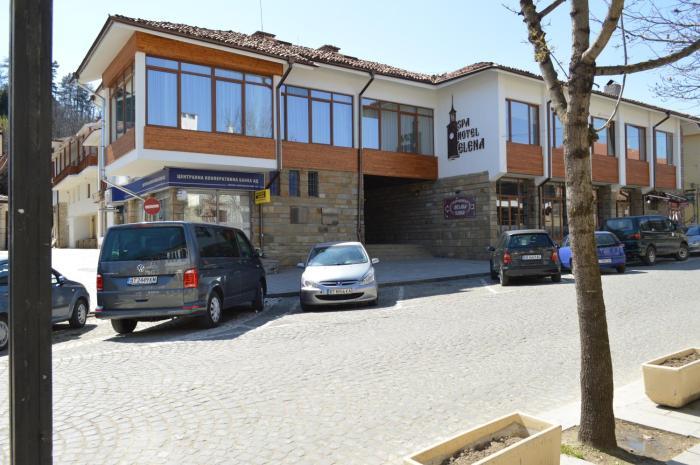 SPA complex Elena