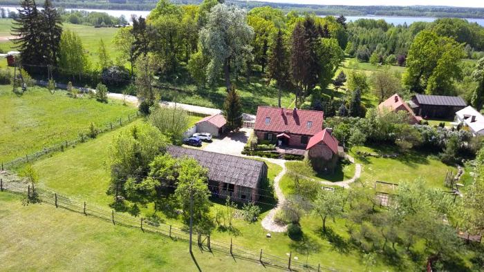 Dom LaRosa posiadłość wiejska w Lubieszewie