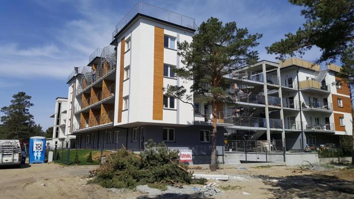 Apartamenty Piaskowe Szprotka 18B