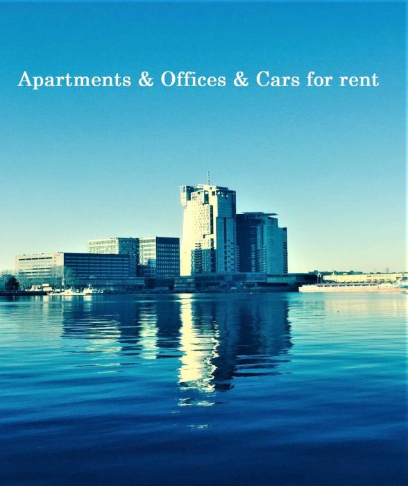 777 Apartments & Cars_ Sea Towers