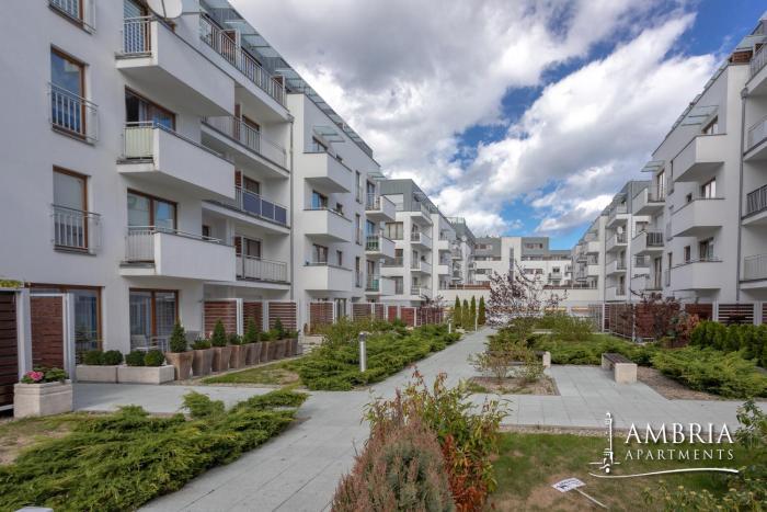 Ambria Apartments Platan Complex