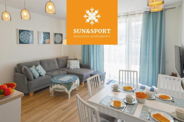 Apartament Turkus Sun Sport