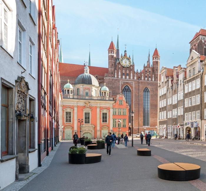 Lux Apartament Na Starówce Old Town Gdańsk Grobla I