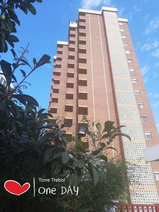 Torre Trébol Benidorm