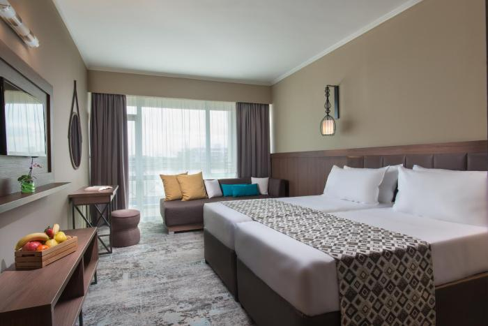 Hotel Alba -inclusive
