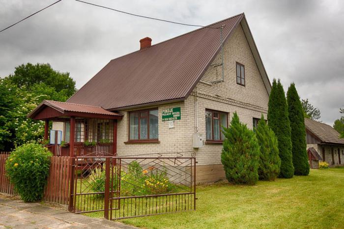 Dom w Starym Sadzie