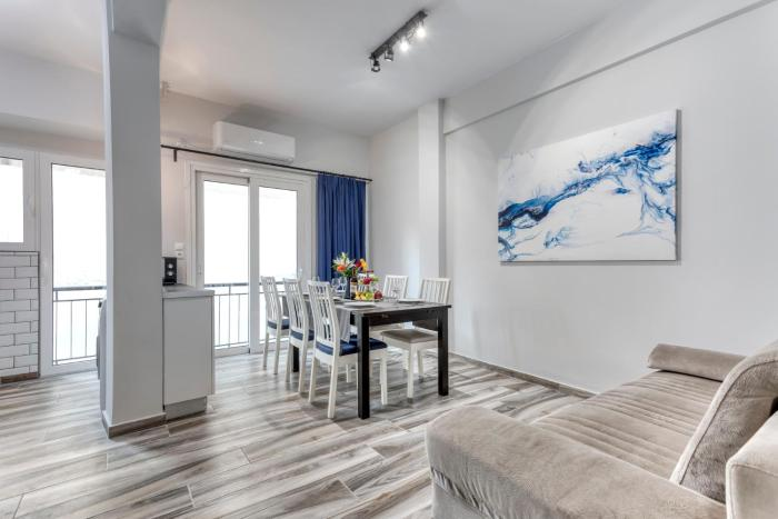 Brand new apartment at the heart of the city