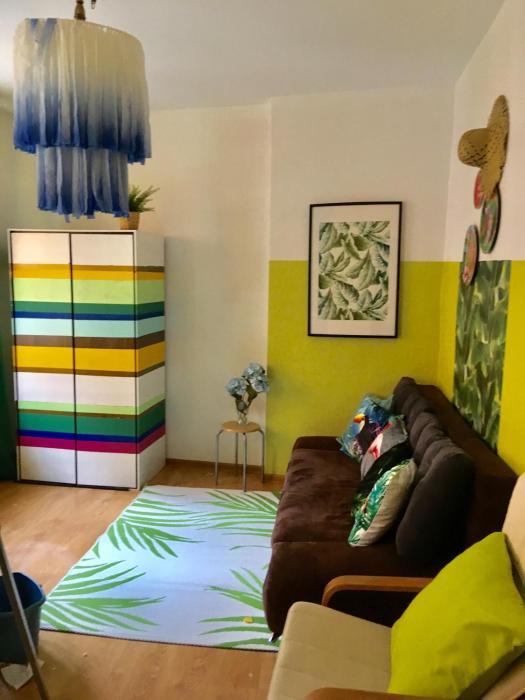 Apartament 14 przy ul Długiej