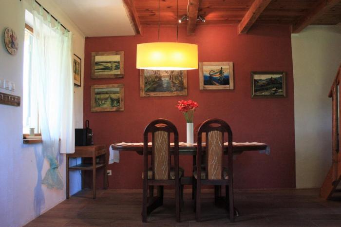 Dom wakacyjny w Kiersztanowie