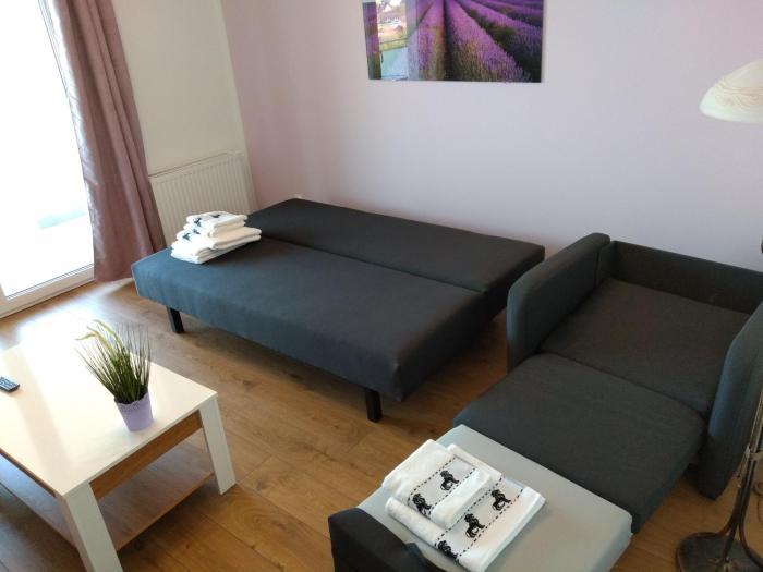 Apartament na Bukowskiego