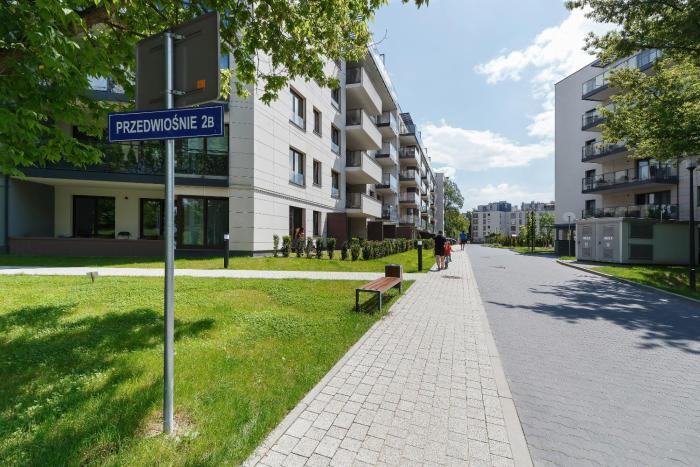 Apartments Kraków Przedwiośnie