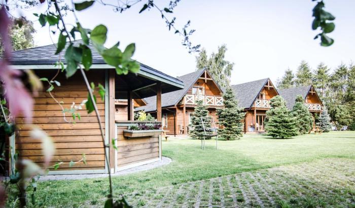 Domki Białogóra