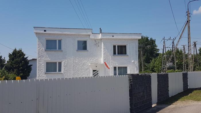 Apartament Trawertynowy na Mazurach