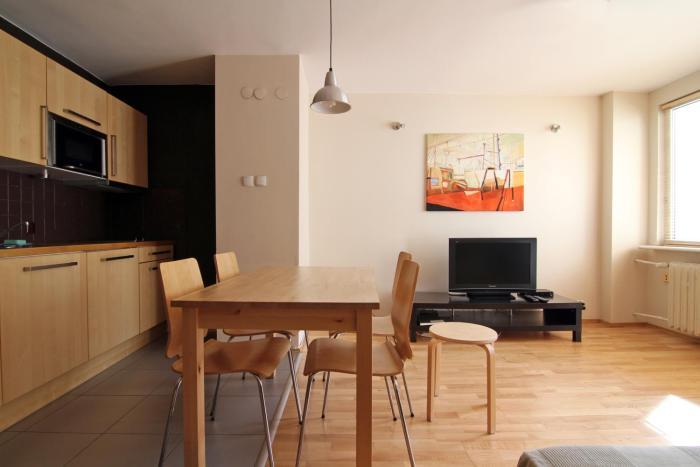 Apartament Skwer Gdynia