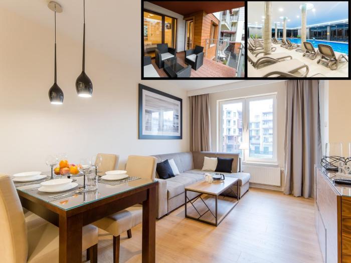 Apartament A106 Polanki Park SPA