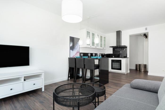 Apartament Morska FalaGardenia