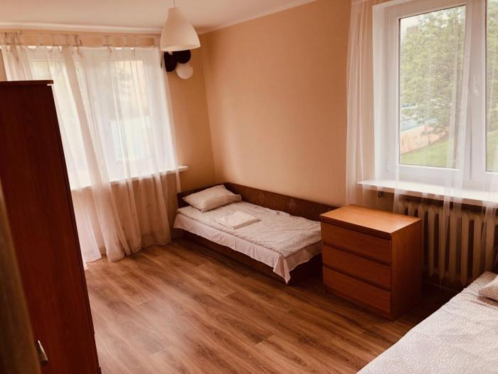 Komfortable rooms in the Sopot