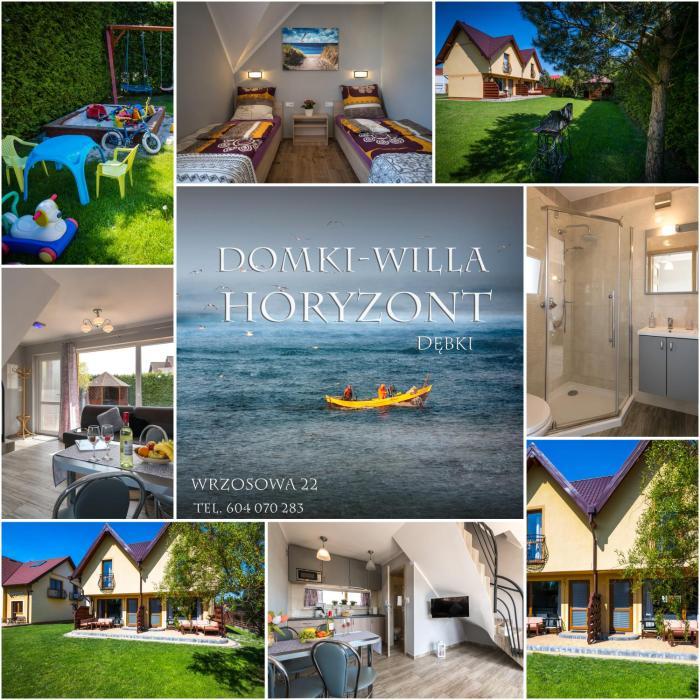 DomkiWilla Horyzont