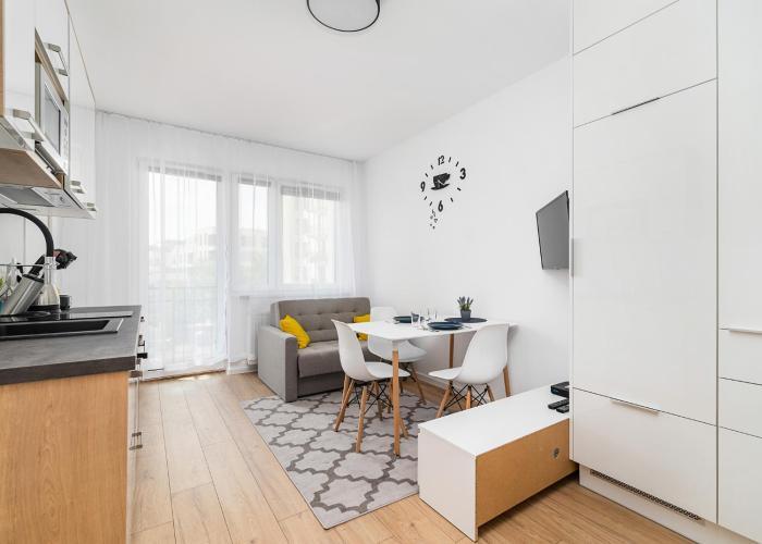 Mokotów Peaceful Apartment