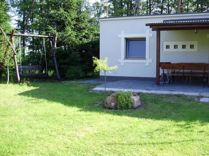 Dom wakacyjny bezpośrednio przy Jeziorze Białym