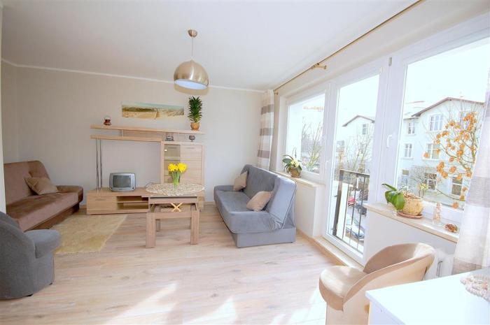 EXTRA APARTAMENTY Apartament Muszelka