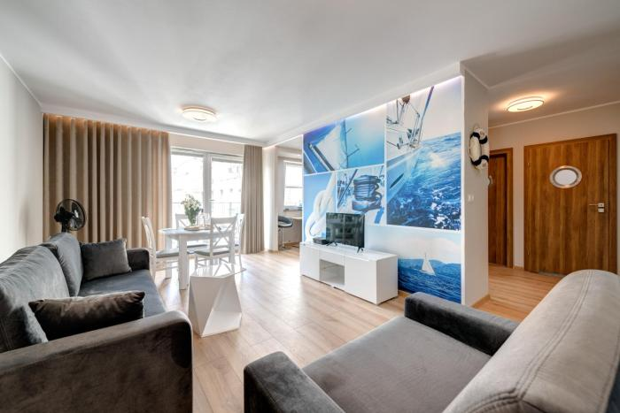 Marina Gdańsk Apart Studio