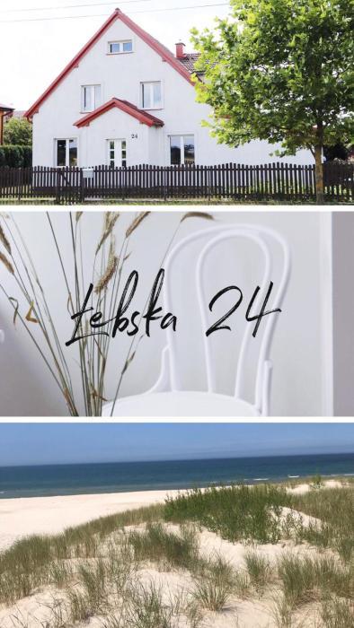 Pokoje Łebska 24
