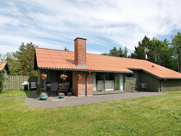 ThreeBedroom Holiday home in Fjerritslev 7