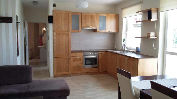 Komfortowy apartament dla czterech osób