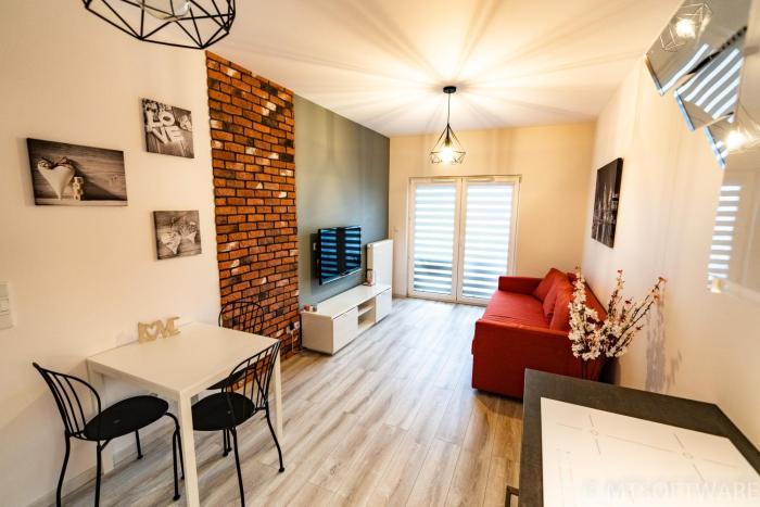 Cozy Apartment Bunscha Krakow Ruczaj